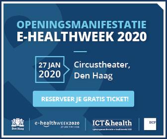 ICT&health, innovatie, Zorg, ehealth, VWS