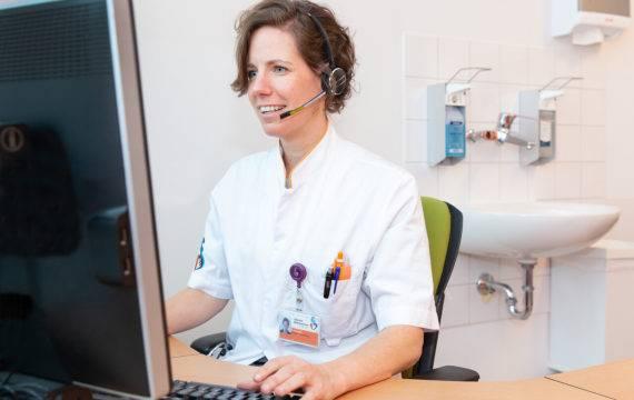 Beeldbellen, thuisbezorging medicatie in ThuisBeter-pilot ASZ