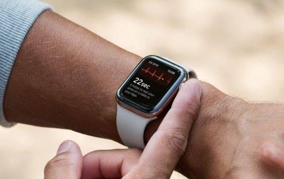 Cardioloog klaagt Apple aan voor patent schending