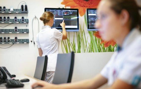 Continue monitoring Radboudumc in nieuwe fase 'Conditie patiënt voorspellen volgende stip op horizon'