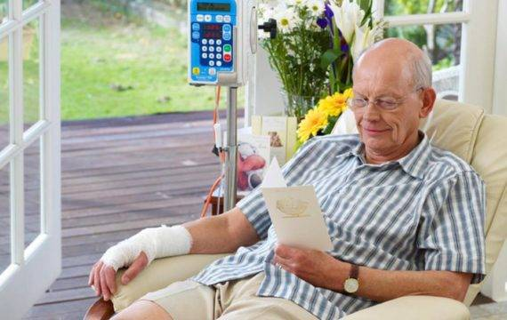 Isala voorloper met ziekenhuiszorg aan huis