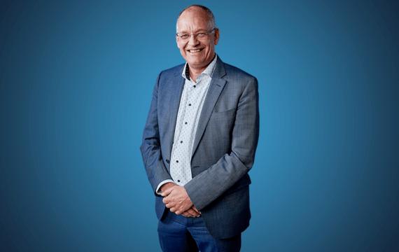 Erik Gerritsen (ministerie van VWS): 'Iets meer Kennedy en wat minder Giuliani'