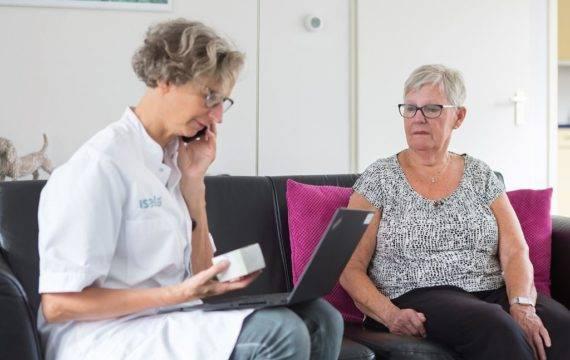 'Starten vanuit de vraag van patiënten, niet vanuit de techniek´