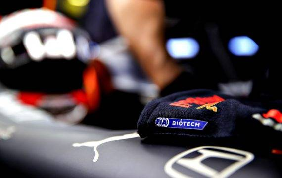 Biometrische data maakt debuut in de F1