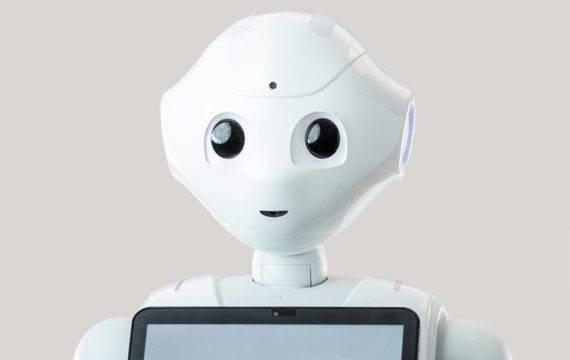 Zorgrobot Pepper is een waardevolle collega