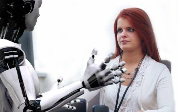 Robot ingezet voor behandeling coronavirus patiënt
