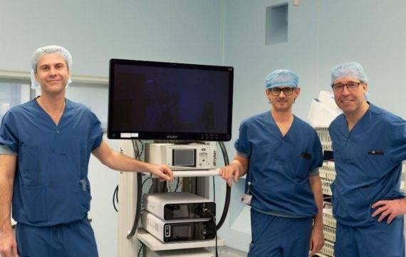 Meer precisie bij sleutelgat chirurgie dankzij 4K beelden