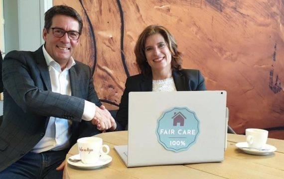 Zorgfraude aanpakken met Fair Care-app