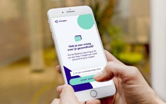 CZ rolt app voor online huisartsenzorg versneld uit