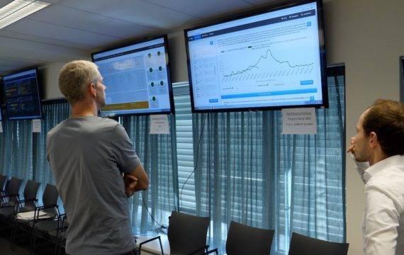Zuyderland opent coronavirus Control Room
