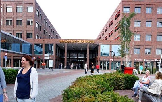 OLVG corona check app beschikbaar in regio Rijnmond