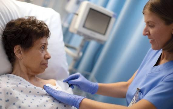 Philips biosensor monitort COVID-19 patiënten op afstand
