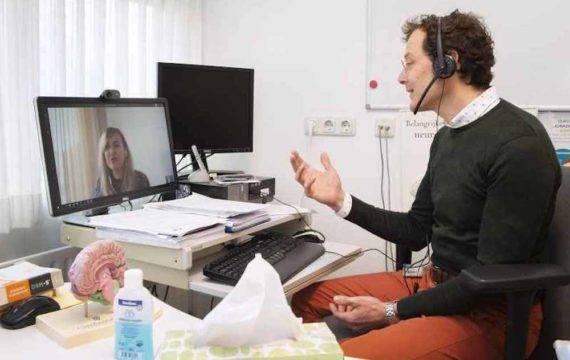Behandeling via videoconsulten bij ETZ positief ontvangen