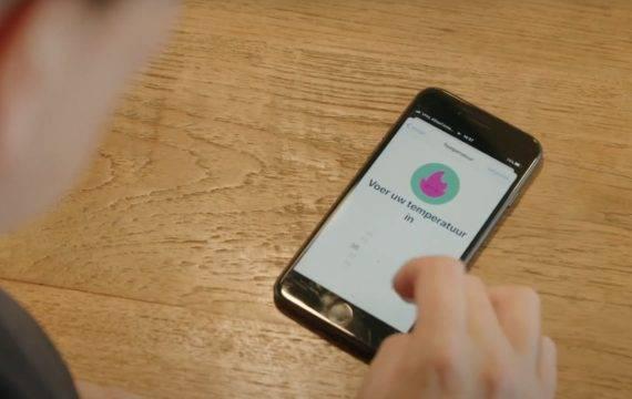 Corona Check-app voor zwangere vrouwen