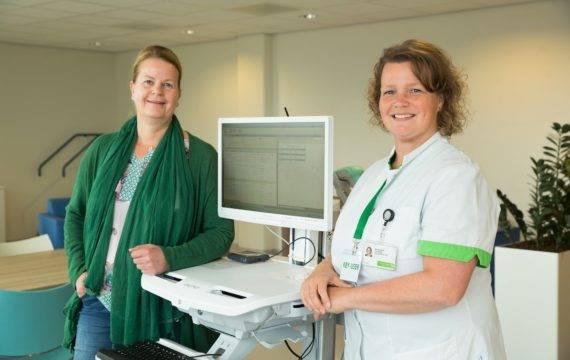 Nieuw EPD voor Groene Hart Ziekenhuis