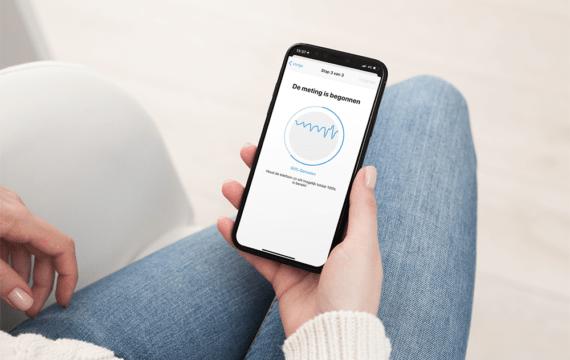 OLVG introduceert app voor zorg op afstand hartpatiënten