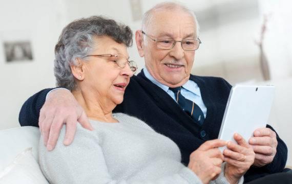 Social media cruciaal voor ouderen tijdens coronacrisis