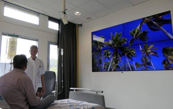 R4Heal Radboudumc: gepersonaliseerde ziekenhuiskamer