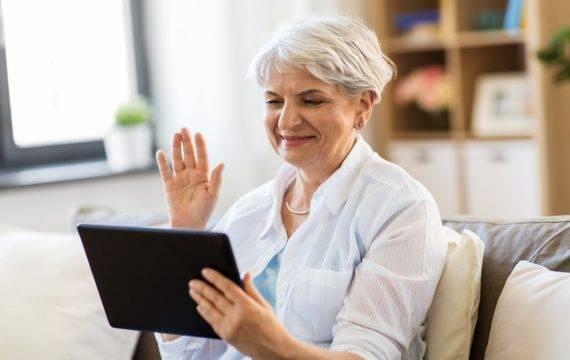 Gewoon fysiotherapie tijdens de crisis – maar wel via de iPad