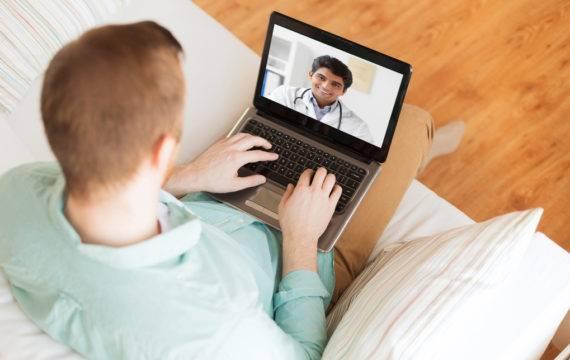 Beperkt e-health gebruik chronisch zieken in coronacrisis