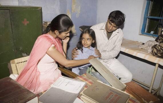 Telegeneeskunde in India: zorg op veel grotere afstand