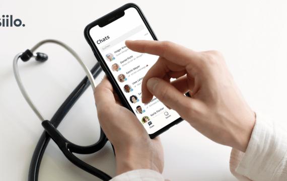 Messenger-platform Siilo haalt bijna 10 miljoen euro op