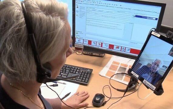 Zorg op afstand leidt tot minder zorgkosten bij COPD en hartfalen