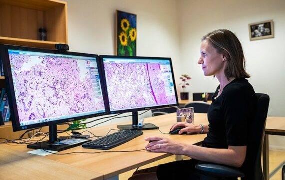 Digitale pathologie verdrijft de microscoop