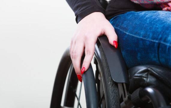Stappenteller voor rolstoelgebruikers in ontwikkeling