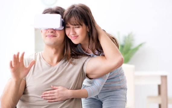 UMCG onderzoekt nut VR-therapie voor stressvermindering