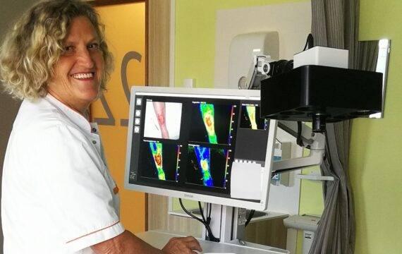 NASA camera zorgt voor snellere diagnose van wonden