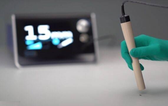 Magnetische marker verbetert borst besparende operaties