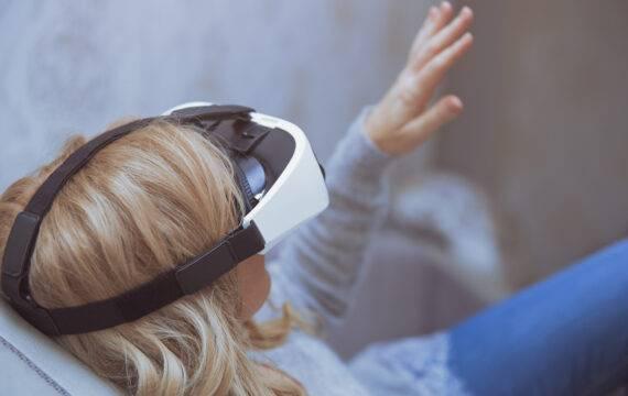 Met een VR-bril terug naar de IC voor verwerking PICS