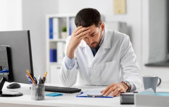 Digitale zelfscan LUMC signaleert stress zorgpersoneel