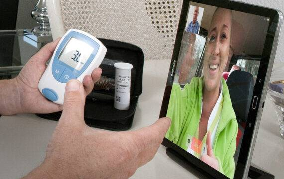 KPN test 5G in de zorg; healthcare first, technology second