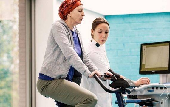 E-learning voor verpleegkundigen: 'Bewegen bij kanker'
