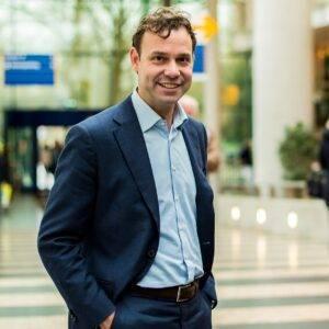 Maurice van den Boch, OLVG, ICT&health, Zorg