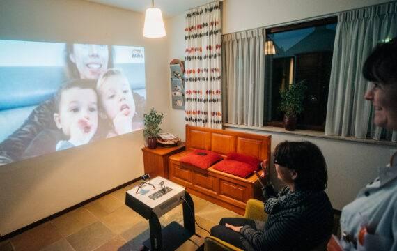 Qwiek.up uitgebreid met webcam voor beeldbellen