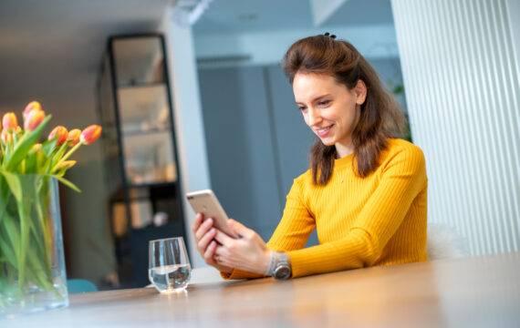 Consument ziet zorg op afstand steeds meer zitten