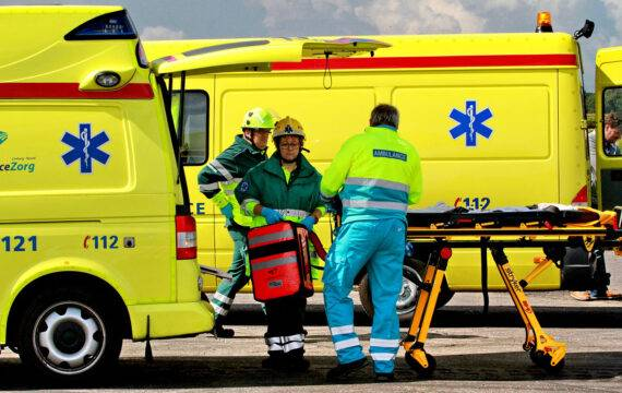 E-overdracht van ambulance naar SEH in Zuid-Holland Zuid