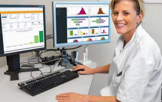Betere zorg voor heupartrose dankzij dashboard