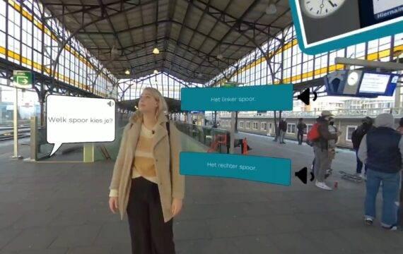 Innovatieve digitale begeleiding voor meer zelfredzaamheid