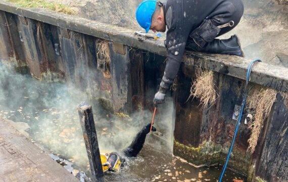 BovenIJ gaat duurzaam koelen met kanaalwater