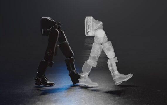 Project MARCH presenteert nieuwe generatie exoskelet