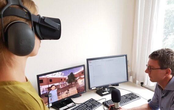Onderzoek naar inzet VR bij psychologische behandelingen
