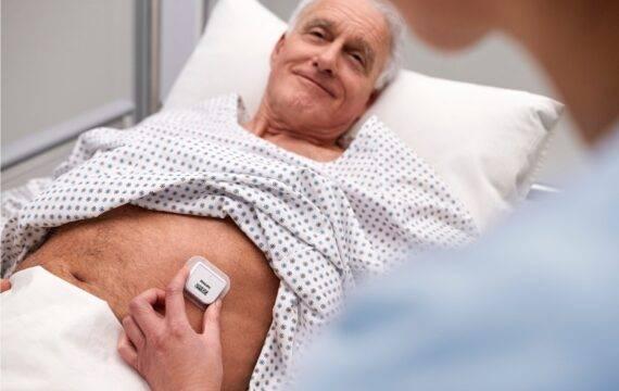 Healthdot-sensor versnelt thuisherstel patiënten
