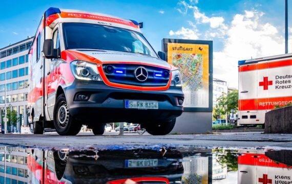 Zelflerend AI-model voorspelt piekbelasting ambulances