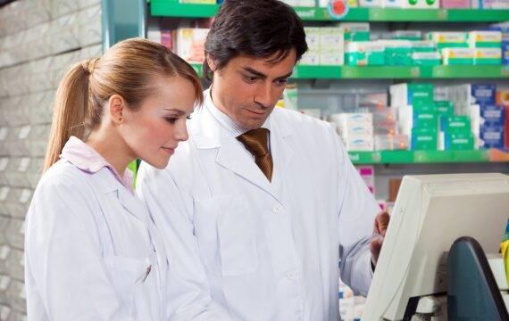 Bijna alle apotheken gebruiken medicijn-verificatiesysteem
