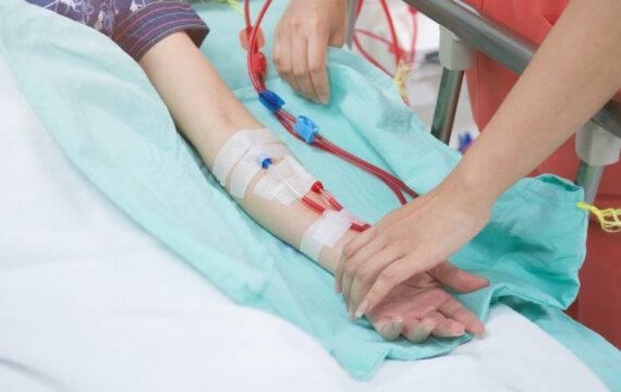 E-health toepassing voor monitoring PD-patiënten