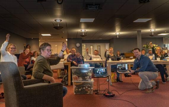 Innoveren in Zorg en Welzijn met Technologie